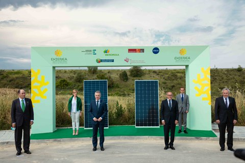 MONDRAGON y KREAN participan en EKIENEA, la mayor planta fotovoltaica de Euskadi