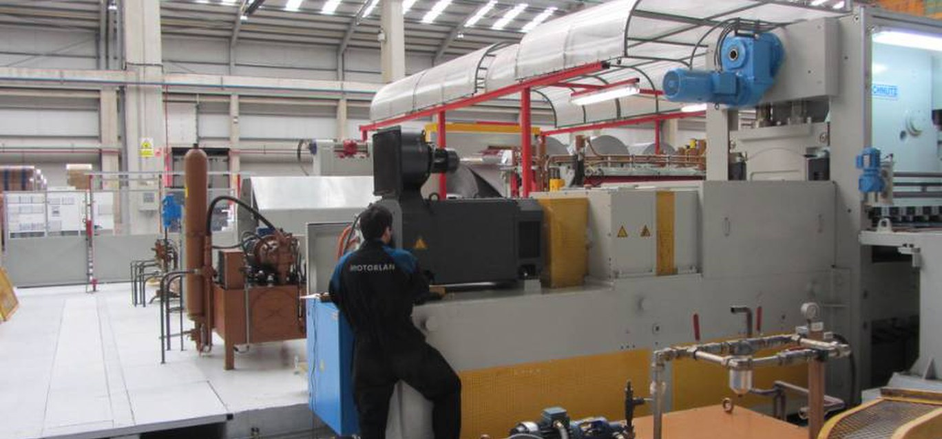 Motorlan: orientada a la reparación y mantenimiento de motores eléctricos para cualquier sector
