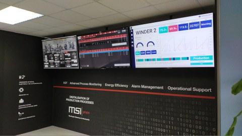MSI aborda la puesta en servicio de una Slitting-Line en Australia utilizando sus herramientas de digitalización