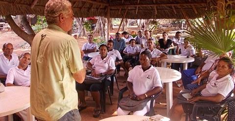 Mundukide necesita un coordinador para el proyecto de Cuba