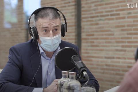 Nuevo podcast con Joseba Madariaga: la economía en jaque por la pandemia