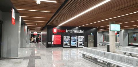 ONDOAN ejecuta el sistema de protección contra incendios de la nueva Intermodal de Bilbao