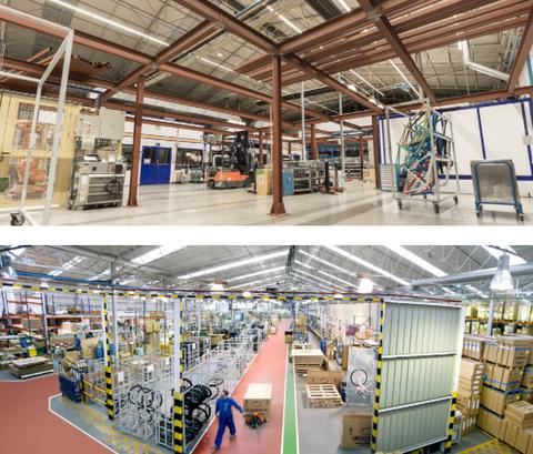 Orbea inicia la (r)evolución de sus instalaciones de Mallabia