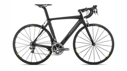 Orbea presenta una edición especial de la bicicleta Orca Black