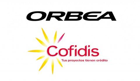Orbea y Cofidis unen sus fuerzas en la UCI World Tour