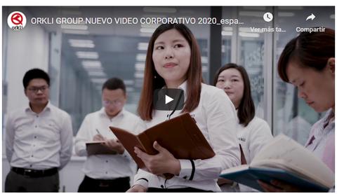 Orkli estrena vídeo corporativo