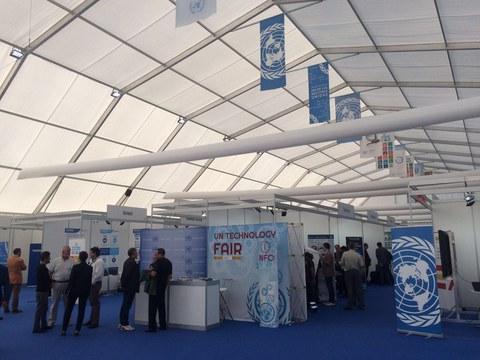 ORKLI ha participado en la III Feria Tecnológica de Naciones Unidas