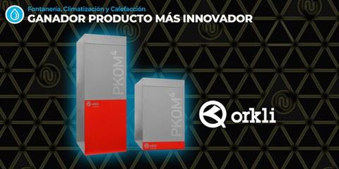 Orkli obtiene el Premio AUNA al producto más innovador de 2020