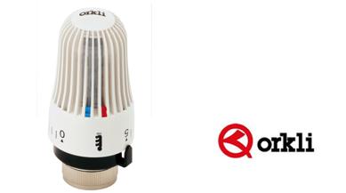Orkli presenta la nueva cabeza termostática Victory