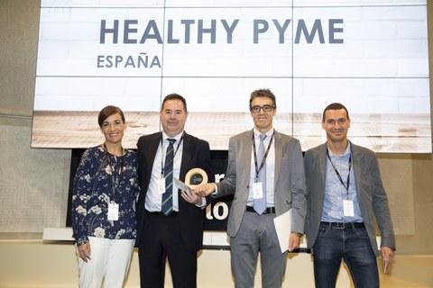 Osarten, la Pyme más saludable del Estado en 2019