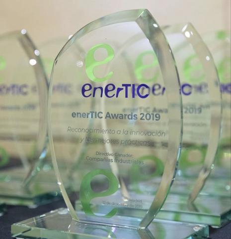 Premio al Sistema de Gestión de Energía implantado por MSI Grupo en Vidrala