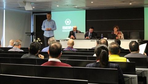 Presentación de nuevos proyectos Industria 4.0