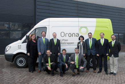 Presentación oficial de la marca Orona en Países Bajos