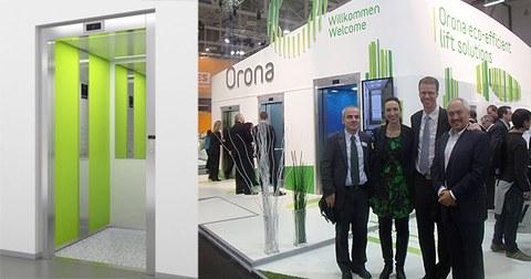 Presentada en la feria Interlift la nueva gama de ascensores Orona