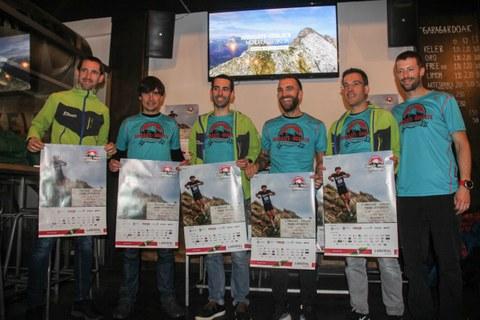 Presentada la quinta edición de la Arrasate Udalatx que se disputará el domingo