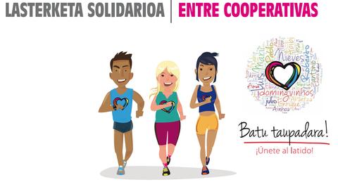 """Primera carrera solidaria """"Mundukide"""" entre cooperativas el 5 julio en el pantano de Urkulu (Aretxabaleta)"""