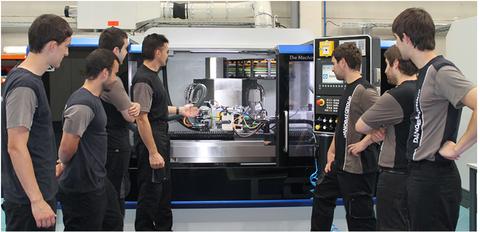 Primera promoción de especialistas en proyectos de máquina herramienta de DANOBATGROUP