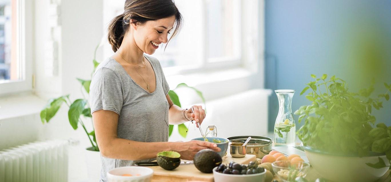 Recetas frescas para degustar en primavera y verano