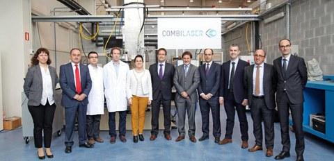 Representantes de la Diputación Foral de Gipuzkoa visitan IK4-Lortek y Orkli
