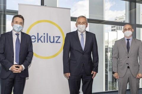 Repsol y Krean lanzan Ekiluz para promover cooperativas ciudadanas de generación renovable