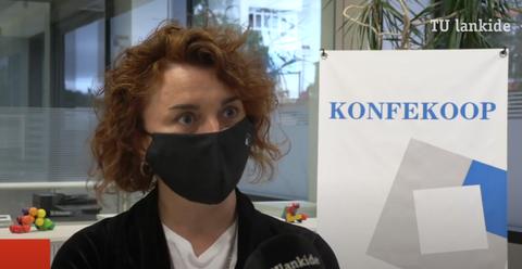 """Rosa Lavín, presidenta de Konfekoop, afirma que """"el modelo cooperativo es garantía de futuro"""""""