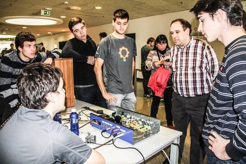 Se buscan jóvenes con espíritu emprendedor
