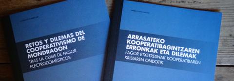 """Se presenta el libro 'Retos y dilemas del cooperativismo de MONDRAGON"""""""