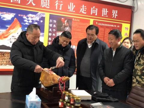 Secaderos de jamón KIDE para el Tíbet