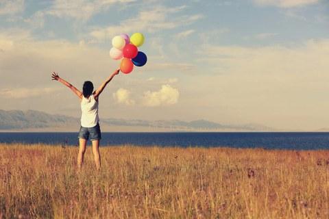 Seis reglas de oro para ser optimista