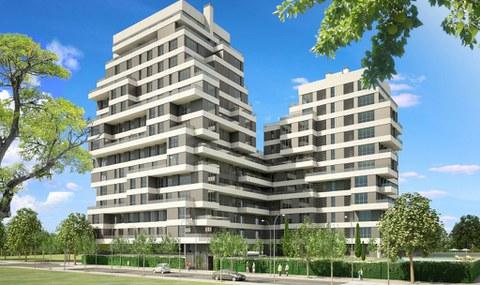 Soluciones Orkli en un edificio de 85 viviendas en Madrid