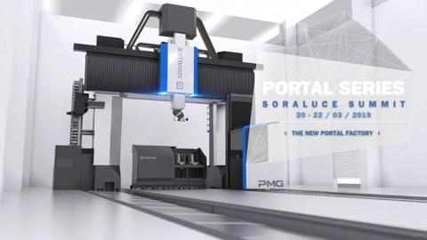Soraluce presentará su nueva gama de máquinas el próximo mes de marzo
