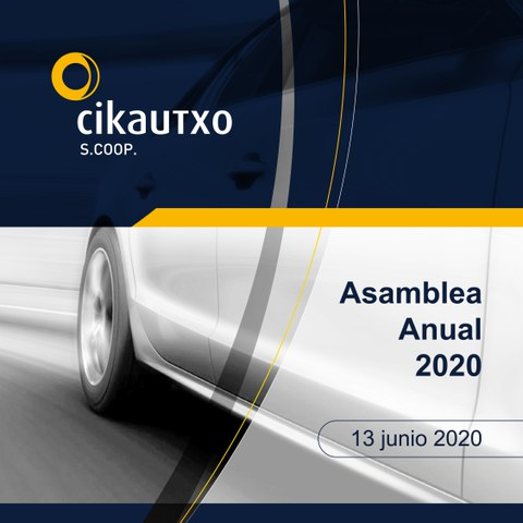 Staff Eventos producirá la asamblea híbrida-telemática de Cikautxo