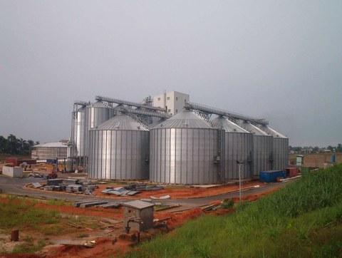Symaga confía en Fagor para la fabricación de silos por perfilado