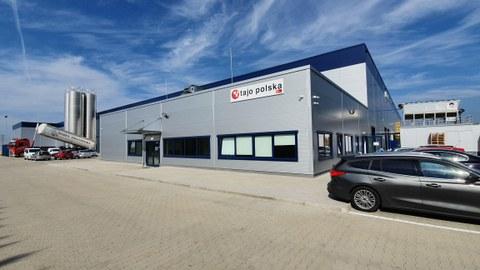 Tajo abre una nueva planta en Polonia