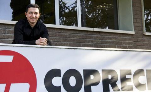 """Tayfun Ucar, gerente de Copreci Turquía: """"Cuando la vida te pone dificultades, siempre aprendes"""""""