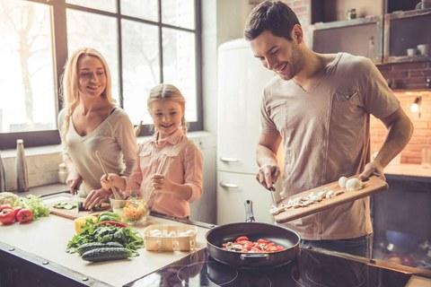 Trucos y recetas para cocinar en casa