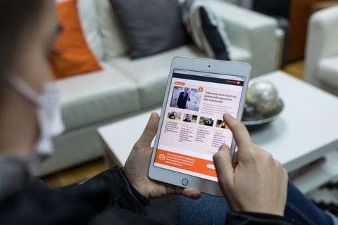 tulankide.com registra más de 245.000 visitas durante 2020