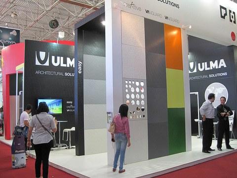 ULMA Architectural Solutions en la Feria Feicon de Brasil