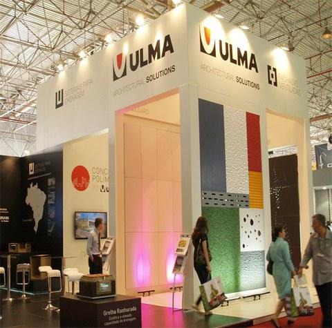 ULMA Architectural Solutions ha presentado sus novedades en la feria FEICON BATIMAT, en Brasil