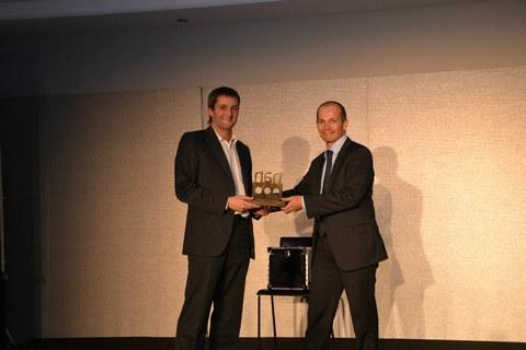 Ulma Architectural Solutions, galardonada con el Premio NAN 2013 a los mejores materiales