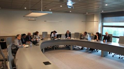Ulma Carretillas Elevadoras reúne a la prensa especializada en Oñati