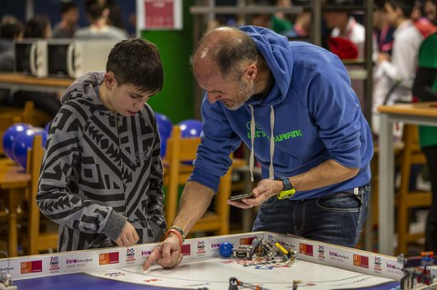 ULMA colabora en la First Lego League Euskadi- MONDRAGON