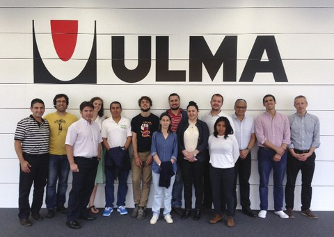 Ulma Construction acoge a estudiantes mexicanos