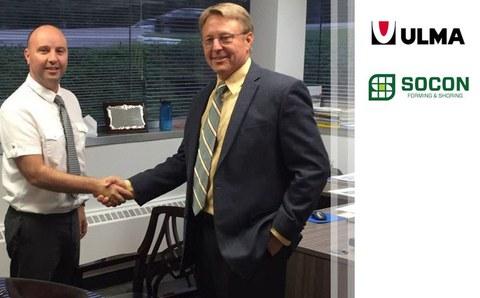 Ulma Construction refuerza su posición  en Estados Unidos con la adquisición de SOCON Forming & Shoring