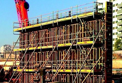 Ulma diseña una nueva plataforma de seguridad para construcción