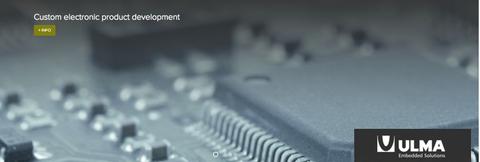 ULMA Embedded Solutions estrena nueva web