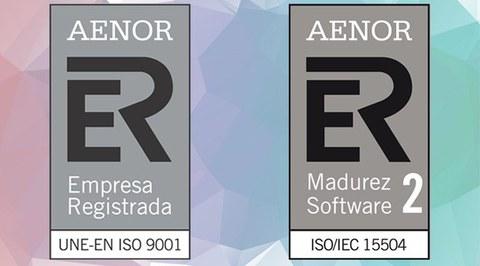 Ulma Embedded Solutions ha conseguido las certificaciones ISO 9001:2015 e ISO 15504-nivel 2