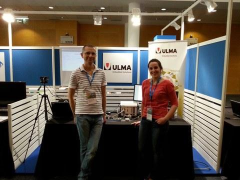 ULMA Embedded Solutions participó en el evento NIDays