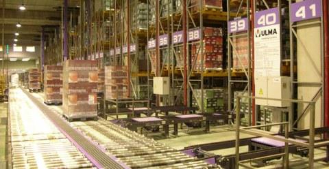 ULMA Handling Systems desarrolla una solución personalizada para Cognac Major ISD