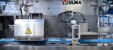 ULMA Packaging colabora en el proyecto SPAIN para el reciclaje de mascarillas para uso sanitario